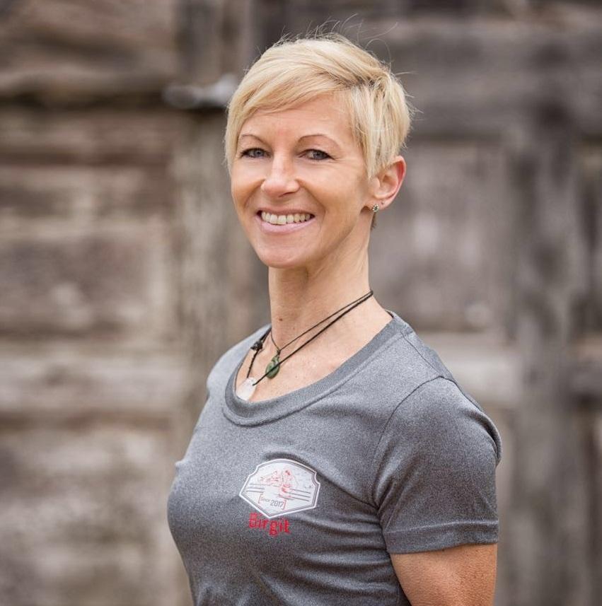 Birgit für dein Personal Training